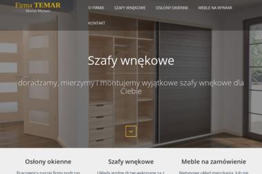 Firma Temar Marian Maziarz - Stolarstwo Biłgoraj