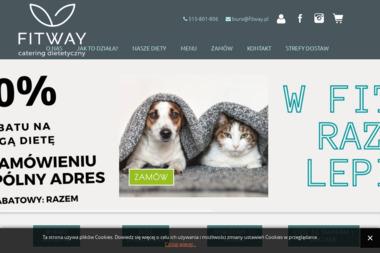 Fitway Catering Dietetyczny - Dieta i Odchudzanie - Firma Cateringowa Poznań