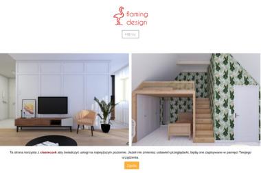 Flaming design - Architekt Zamość