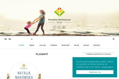 Poradnia dietetyczna Flowfit - Dietetyk Starogard Gdański