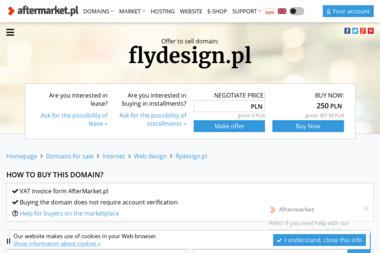 Studzińska Maja Ewa Fly Design - Stylista Bydgoszcz