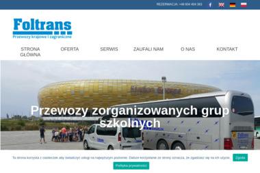 Foltrans S.C. Stanisław Andrzej Piotr Folmer - Przewóz osób Gogolin