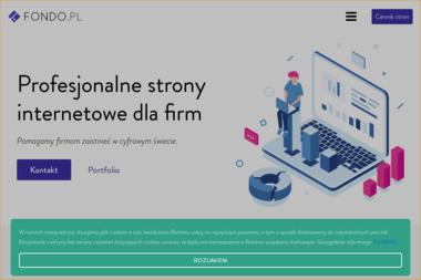 fondo.pl Marcin Kusiński - Strona Internetowa Jaworzno