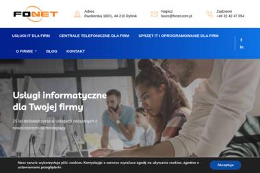 Fonet - Telefonia Voip Rybnik