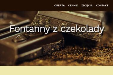 Fontanny Z Czekolady - Catering Dietetyczny Legnica