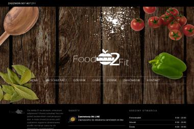 Food2fit Karolina Wi艣niewska - Catering P艂ock