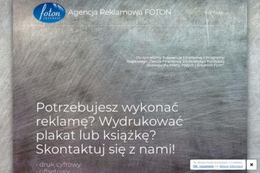 Foton Agnieszka Morysewicz - Drukarnia Suwałki