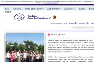 Rolniczy Zakład Aktywności Zawodowej. Katering, catering - Usługi Kulinarne Stanisławowo