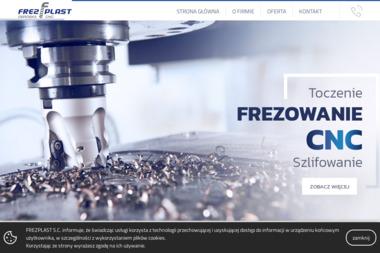 Frezplast s.c. Frezowanie CNC. Obróbka metali, obróbka tworzyw sztucznych - Tokarz Częstochowa