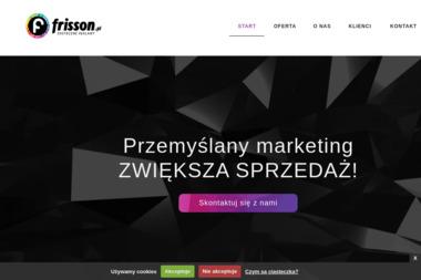 Frisson - Copywriter Jasło