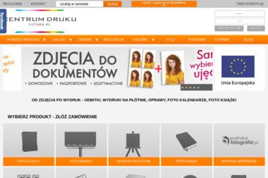 Centrum Druku Futura Artur Radecki - Od zdjęcia po wydruk - Ulotki Białystok