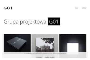 G01 Grupa projektowa. Projektowanie wnętrz, projektowanie architektoniczno-urbanistyczne - Architekt wnętrz Radziechowy