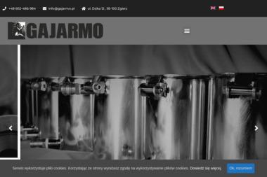 Gajarmo. Spawanie metali kolorowych, spawanie aluminium - Schody Spiralne Zgierz
