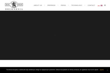 Gal-Druk. Drukarnia - Usługi Poligraficzne Brzeźnio