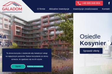 Galadom S.A. Deweloper, developer - Mieszkania na Sprzedaż Lublin