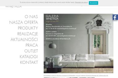 Galeria Wnętrza Sp. z o.o. - Architekt wnętrz Bielany Wrocławskie