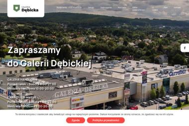 Galeria Dębicka - Polski Producent Odzieży Damskiej Dębica