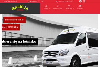 Tadeusz Jędrej - Firma Przewozowa Opole Lubelskie