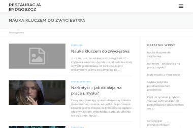 Restauracja Gallery - Gastronomia Bydgoszcz
