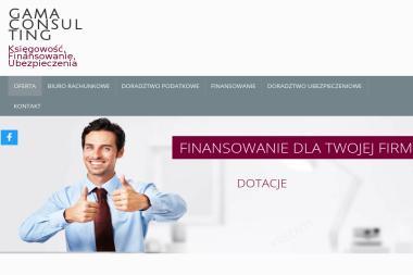 Przedsiębiorstwo Produkcyjno Handlowo Usługowe Gama Gerard Drynda - Biuro rachunkowe Koszęcin