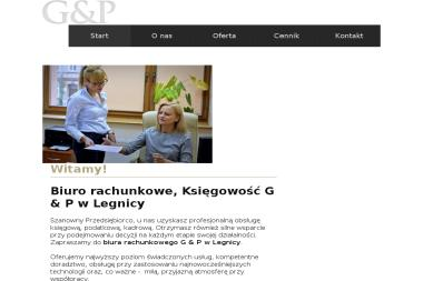 G&P - Biuro Podatkowe Legnica