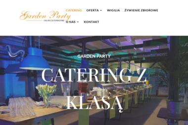 Garden Party Catering - Usługi Cateringu Dietetycznego Konstantynów Łódzki