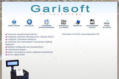 Adam Garstka Usługi Informatyczne. Tworzenie oprogramowania, pomoc zdalna, odzyskiwanie danych - Strony internetowe Kołobrzeg