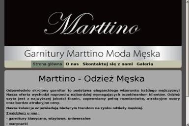 Marttino - Krawiec Rokiciny