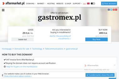 Gastromex Sp. z o.o. - Usługi Kulinarne Skarżysko-Kamienna