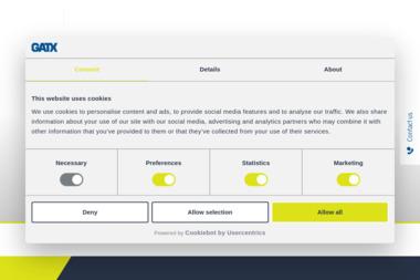 Gatx - Firma transportowa Ostróda
