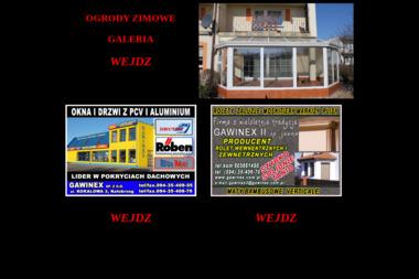 Gawinex Sp. z o.o. - Okna Kołobrzeg