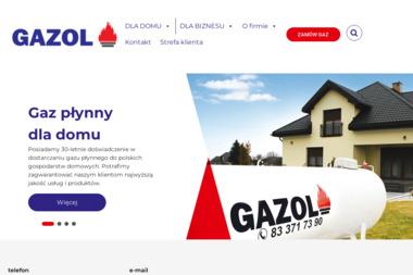 PUH Gazol Wincenty Wysokiński Mirosław Wysokiński Sp.J. - Skład węgla Międzyrzec Podlaski