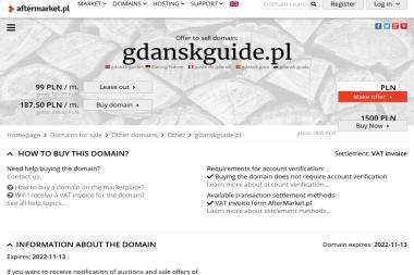 Gdańsk Guide - Tłumaczenia symultanicznie Gdańsk