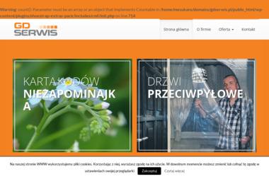 Gd Serwis Jan Grzegorz Głowniak - Pomoc w Domu Krzykosy