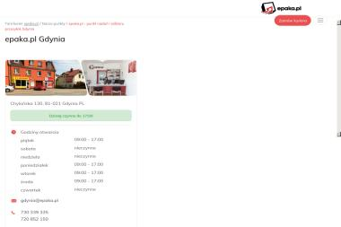 Epaka.pl Gdynia - Kurier Gdynia