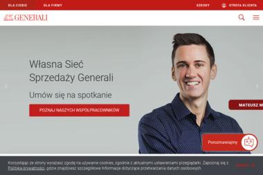 Generali Towarzystwo Ubezpieczeń S.A. Oddział Śląski - Ubezpieczenie samochodu Katowice