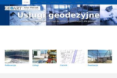 Geo-Art - Firma Geodezyjna Łęczyca