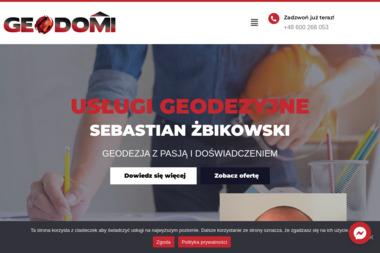 Biuro Usług Geodezyjno-Kartograficznych Geo-Domi Sebastian Żbikowski - Geodeta Koteże