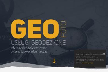 Geo-Foto. Usługi Geodezyjne Przemysław Więcek - Geodeta Kęty