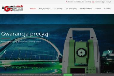 GEO-METR Biuro Usług Geodezyjno Kartograficznych Stachowski Marek - Geodeta Kołobrzeg