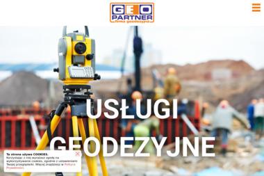Geo-Partner. Usługi geodezyjne Karol Boruch - Geodezja Dębica