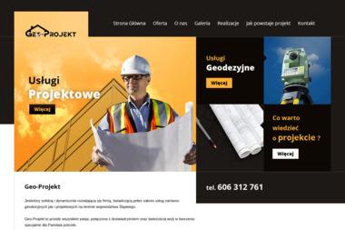 Geo-Projekt. Architekt - Geodeta Wodzisław Śląski