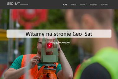 Geo-Sat s.c. Usługi Geodezyjne i Kartograficzne - Geodeta Otwock