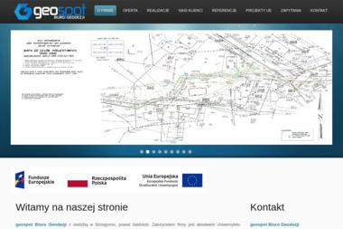 Geo-Spot Biuro Geodezji Krzysztof Krzeszowski - Geodeta Strzegom