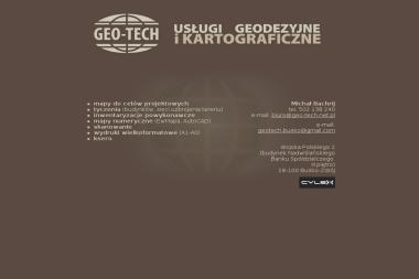 Geo-Tech Usługi Geodezyjne i Kartograficzne - Geodeta Busko-Zdrój