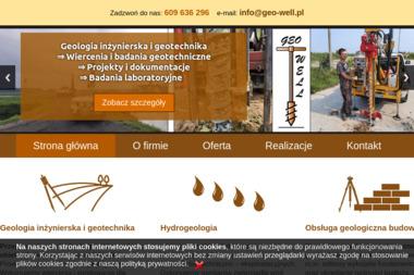 Przedsiębiorstwo Geo-Well-Usługi geologiczne i ochrony środowiska - Geodeta Piła