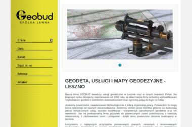 Geobud - Usługi Geodezyjne Leszno