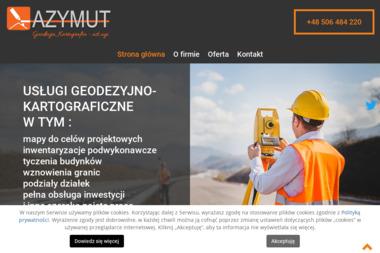 Azymut Usługi geodezyjne Łukasz Siderski - Geodeta Kozienice