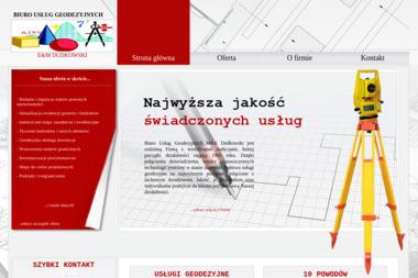 Biuro Usług Geodezyjnych Dudkowski. Geodeta - Geodeta Bełżyce