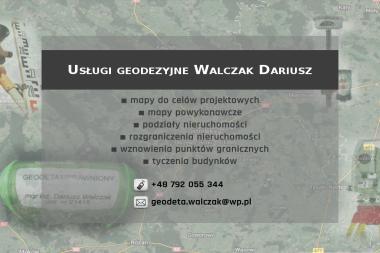 Usługi Geodezyjne Walczak Dariusz - Geodezja Ostrołęka